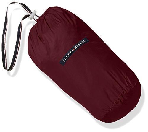 Long Sleeve Outerwear Tall Merlot mens Down Coat Tommy Jacket Hilfiger Packable Down wSOOBp