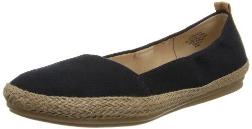 Easy Spirit e360 Gorsky Mujer US 7.5 Negro Zapatos Planos