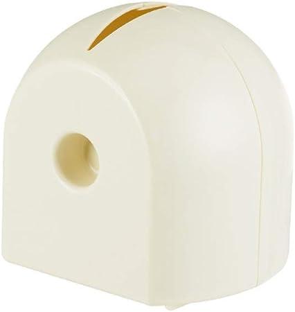 Caja de pañuelos 5 colores de tejidos sostenedores de papel for uso doméstico de plástico for