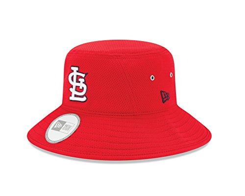 New Era MLB St. Louis Cardinals Team Bucket Redux Bucket Hat, One Size