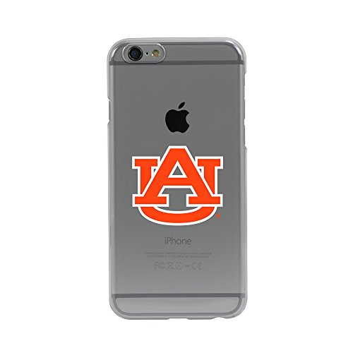 Guard Dog Auburn Tigers Clear Case for iPhone 6 / 6s Auburn Tigers Cell Phone Case