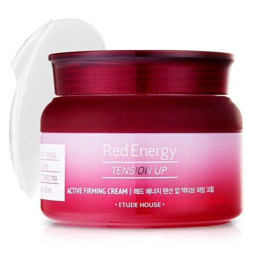 [ETUDE HOUSE] Red Energy Tension Up Active Firming Cream 60ml For Sale