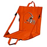 cleveland browns stadium seat - Logo Brands NFL Cleveland Browns Stadium Seat, One Size, Orange