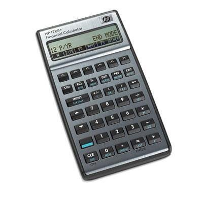 Hewlett Packard F2234AAba Hp17Bii+ Financial Algebraic Calculator by HP by HP