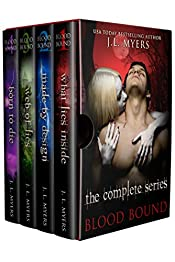 Blood Bound Box Set: The complete Series