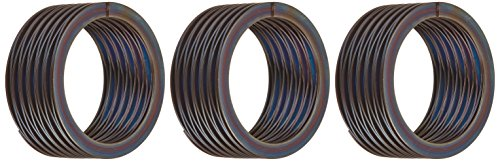 Sandvik Coromant 5561 015-07 Assembly Item, 45 mm Thick x 35 mm ID x 21.6 mm OD by Sandvik Coromant