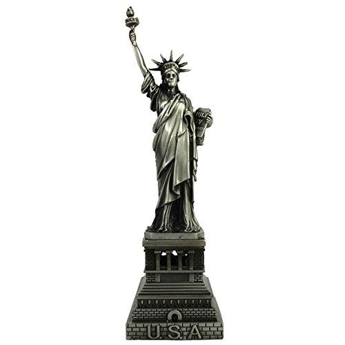 Allgala Statue of Liberty Replica Metal Alloy, 7
