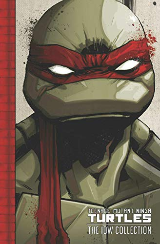 Teenage Mutant Ninja Turtles: The IDW Collection Volume 1 (TMNT IDW Collection) from Nickelodeon