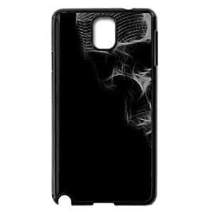 Samsung Galaxy Note 3 Cell Phone Case Black af45 kamen rider skull illust minimal OJ399575