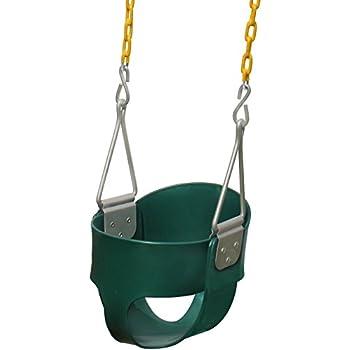 Edu play baby outdoor swing seat 3 in 1 for Baby garden swing amazon