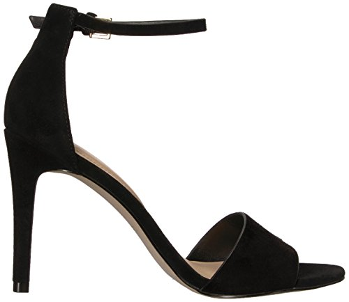 Sandal Women Dress ALDO Suede Fiolla Black HfOSSaqw