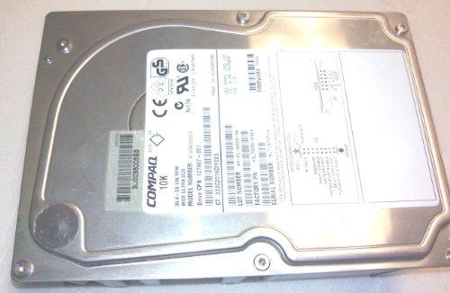 HP-Compaq HDD Model: AC036322C2 36.4 GB SCSI-3 Ultra Wide, 10k RPM 80pin
