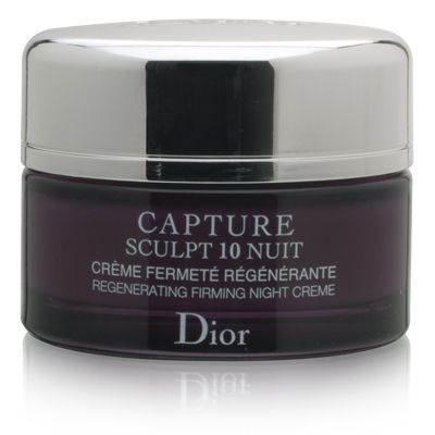 47eec9d51e Christian Dior Capture Sculpt 10 Nuit Regenerating Firming Night Cream  Facial Night Treatments