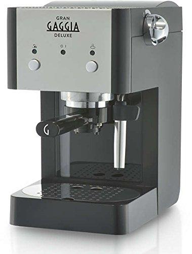 Gaggia RI8425/11 - Cafetera (Independiente, Máquina espresso, 1 L, De