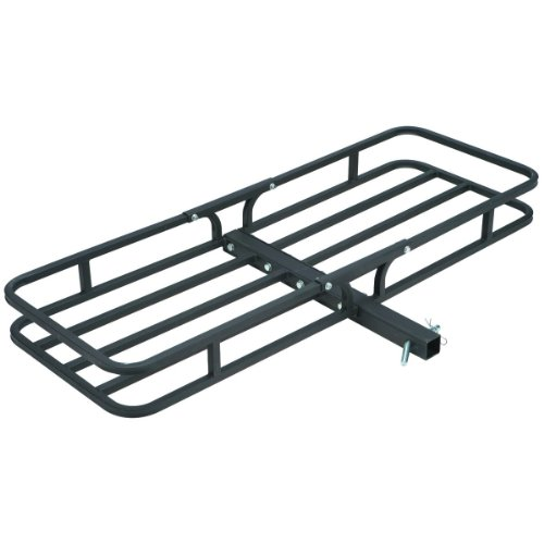 Heininger 4012 HitchMate 52'' x 18'' CargoLoad Hitch Mount Cargo Carrier for 2'' Receivers by Heininger