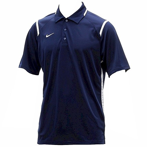 Navy Blue Fan Polo - 4
