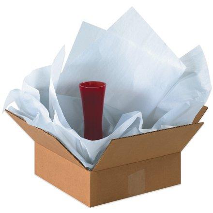 Box USA BT12436 Economy Tissue Paper, 24'' x 36'', White, 2880/Case by BOX USA