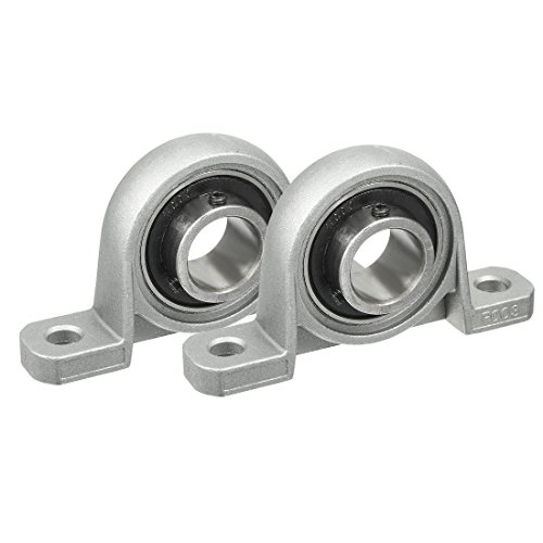 Top 8 bearing housing 17mm bore