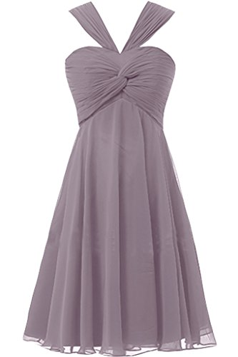 Missdressy - Robe - Femme -  gris - 2 mois