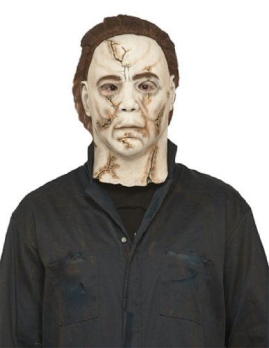 [Michael Myers Rob Zombie Mask] (Rob Zombie Halloween Masks)