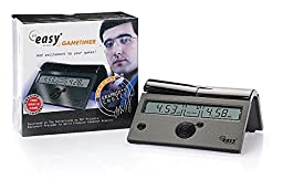 DGT Easy Game Time Plus Digital Chess Clock
