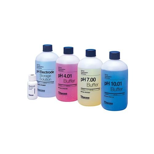 Thermo Scientific Orion 910104, pH 4.01 Buffer, Color Coded Pink, 475mL Bottle, 1 per Each