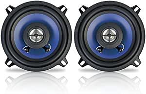 Peiying PY-1310C - Pack de Altavoces para Coche 2x60W 4 Ohm 130mm ...
