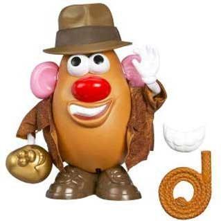 Indiana Jones Mr. Potato Head Idaho -