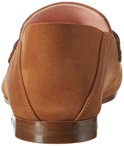 Marc Cain Damen Gb Sk.03 L37 Pantofola Braun (rooibos)