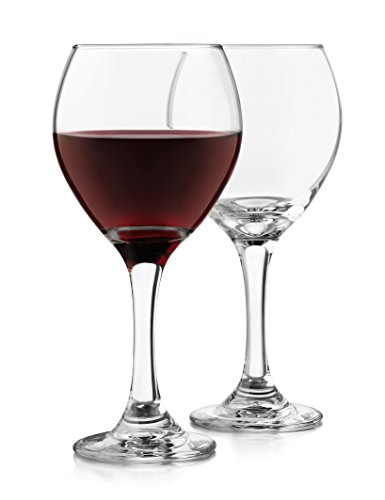 Libbey Classic Red Wine Glasses, Set of (Libbey Glass Red Wine Glass)