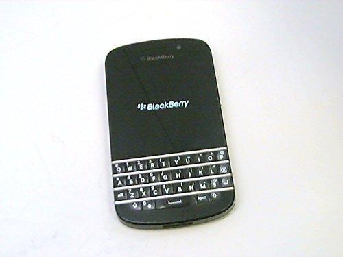 Blackberry Q10 SQN100-3 16GB Factory Unlocked GSM Smartphone w/ English +  Arabic Keypad - Black