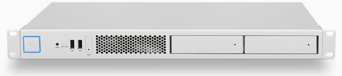 Ubiquiti Networks UAS-XG 2.4GHz Rack (1 U) Serveur - Serveurs (2,40 GHz, D-1521, 32 Go, DDR4-SDRAM, 4120 Go, Rack (1 U))
