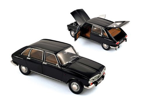 1967 Renault 16 Black 1/18 by Norev 185129