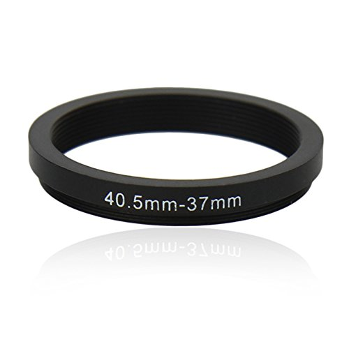 Kiwifotos SD 40.5-37mm Step-Down Metal Adapter Ring / 40.5mm Lens to 37 mm UV CPL Accessory 4332076337