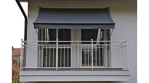 Angerer Klemmmarkise Style Anthrazit 200 cm, 2300/262