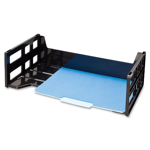 Stacking Tray Legal Size Black 1 Tray 21102