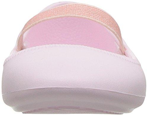 Milk Native Kids' Margot Ballet Pink Flat ISInrW8wq