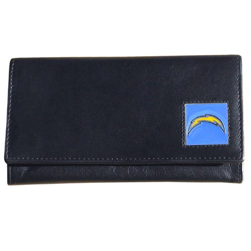 Womens San Diego Chargers (NFL San Diego Chargers Women's Leather Wallet)
