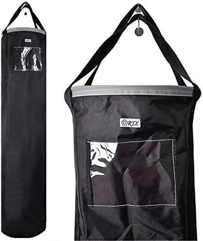 荷揚げバケツ リフトバッグ 巾着付き 底面厚鉄板入り 最大荷重100KG Φ35cm*H140cm