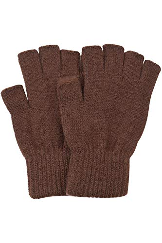 BODY STRENTH ' Fingerless Gloves Knit Magic Cashmere Winter Warm