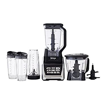 Nutri-Ninja Duo Blender System with Auto-IQ,  (2) 24oz and (1) 32oz cups (BL682Z)