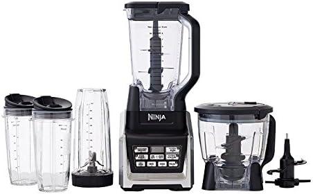 Nutri Ninja Ninja sistema de licuadora con Auto-IQ, incluye (2 ...