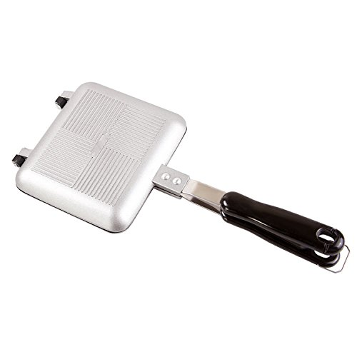 ICO Trading Outdoor Camping Sandwich Toaster & Pie Iron