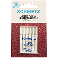 SCHMETZ - Agujas de Piel (5 Unidades, Varios