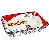 Amazon Com Marinex Bakeware Large Oval Glass Roaster 15