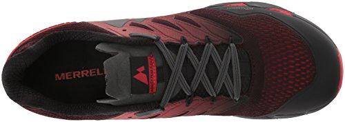 Zapatillas Merrell Hombres Agility Peak Flex 2 E-mesh Negras