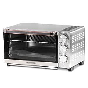 Pojrhfy Cocina Horno eléctrico Hogar multifunción de Acero ...