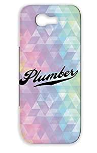 Hockey Sports Black 3955797 15268358 Plumber 01 Orig Case Cover For Sumsang Galaxy Note 2