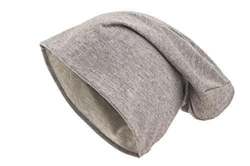 claro Gorro varios colores gris bicolor Shenky en Disponible reversible Gris vCxBwqzw