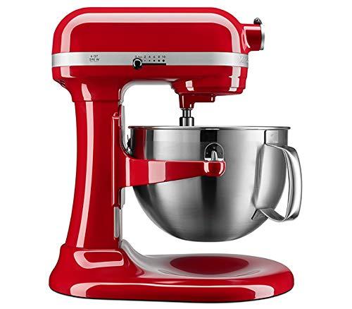 KitchenAid 6-Quart Professional Bowl-Lift Stand Mixer - Red